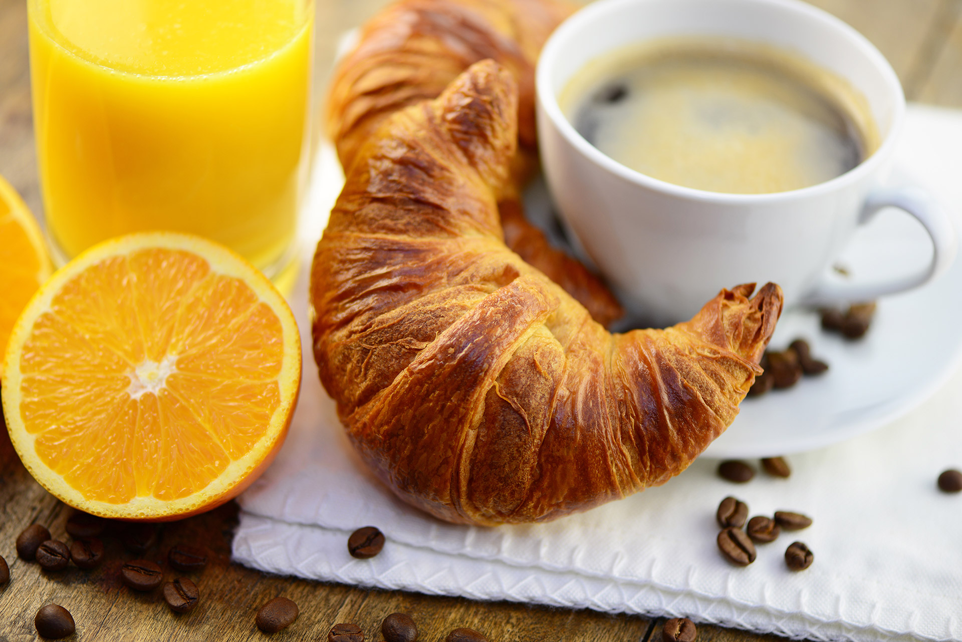 Best Western Bretagne Montparnasse express breakfast to go